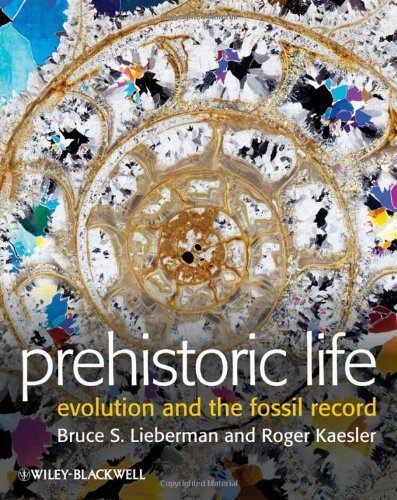Prehistoric Life: Evolution and the Fossil Record free download
