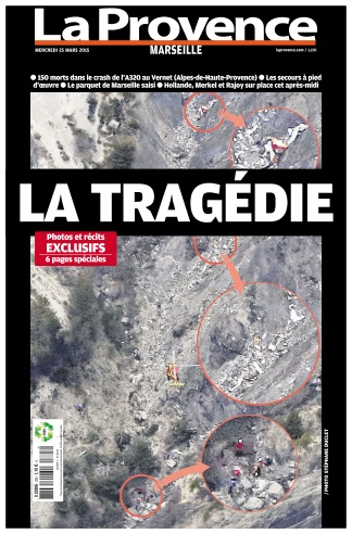 La Provence Marseille du Mercredi 25 Mars 2015 free download