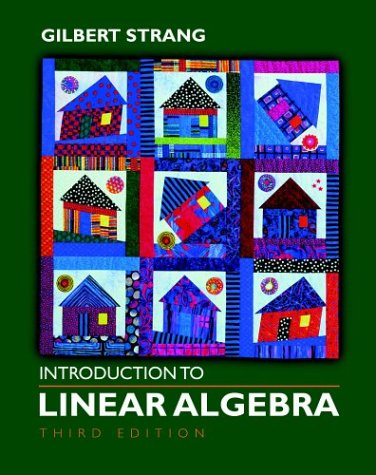 Introduction to Linear Algebra, Third Edition free download