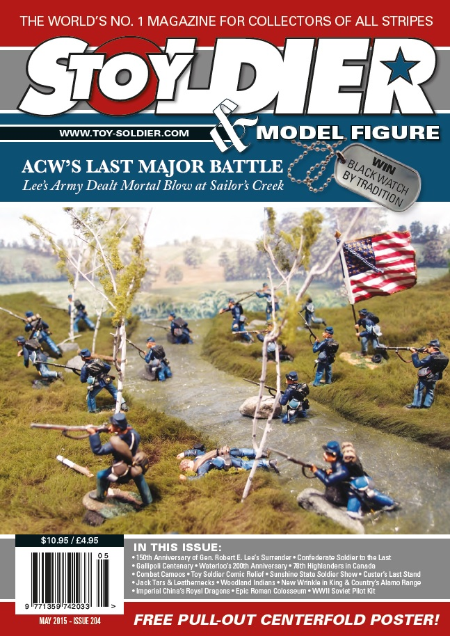 Toy Soldier & Model Figure - May 2015 free download