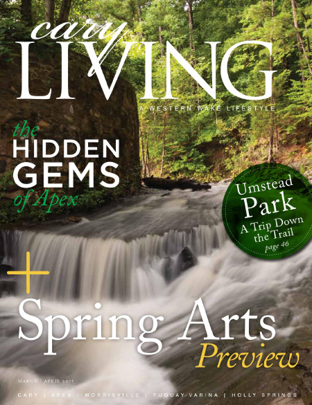 Cary Living - March/April 2015 free download