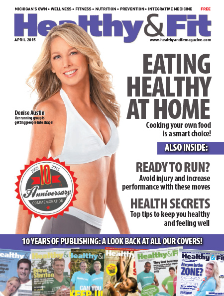 Healthy & Fit - April 2015 free download