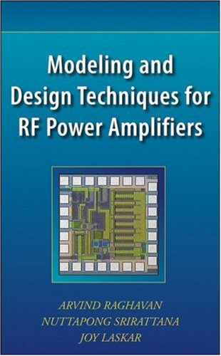 Modeling and Design Techniques for RF Power Amplifiers free download