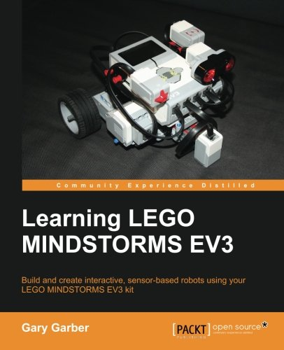 Learning LEGO Mindstorms EV3 free download