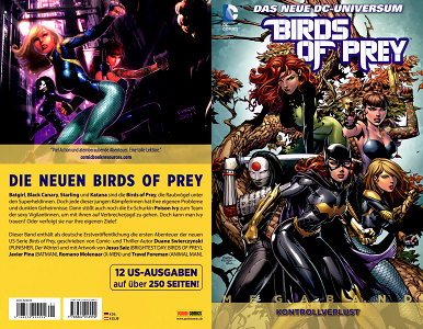 Birds of Prey - Band 1 - Kontrollverlust free download