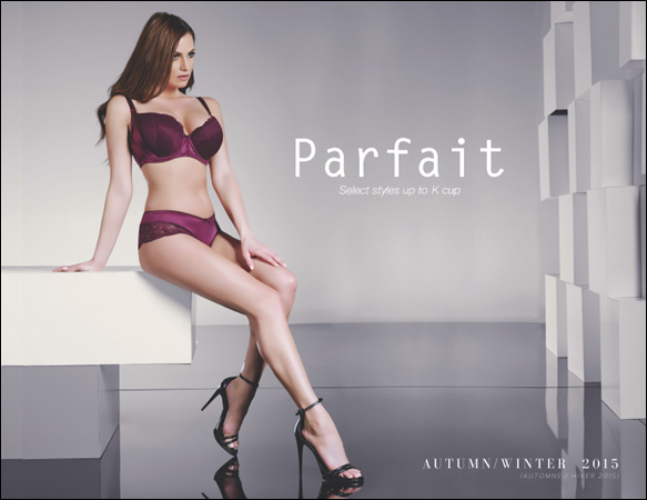 Affinitas Intimates - Lingerie Parfait Autumn Winter Collection Catalog 2015 free download