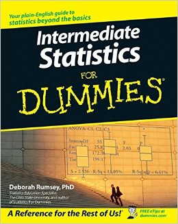 Intermediate Statistics For Dummies free download