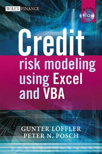 Credit Risk Modeling using Excel and VBA free download