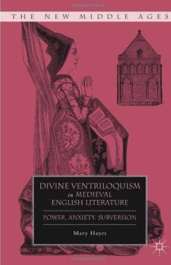Divine Ventriloquism in Medieval English Literature free download