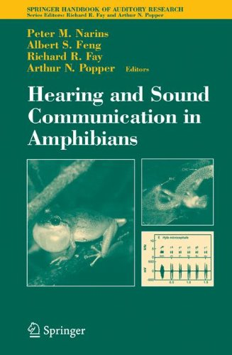 Hearing and Sound Communication in Amphibians free download