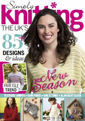 Simply Knitting - Spring 2015 free download