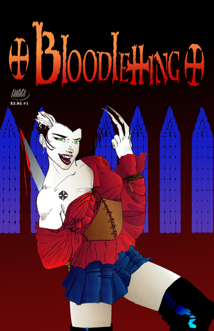 Bloodletting v1 001 (1997) free download