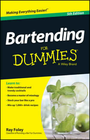 Bartending For Dummies (5th Edition) free download