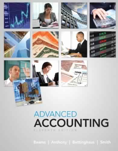 Advanced Accounting free download