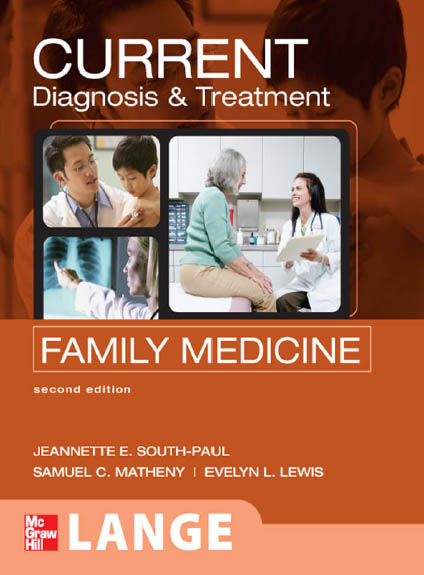 CURRENT Diagnosis & Treatment in Family Medicine, Second Edition free download