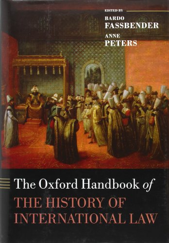 The Oxford Handbook of the History of International Law free download