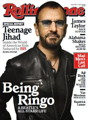 Rolling Stone USA - 9 April 2015 free download