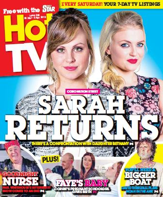 Hot TV - 28 March-3 April 2015 free download