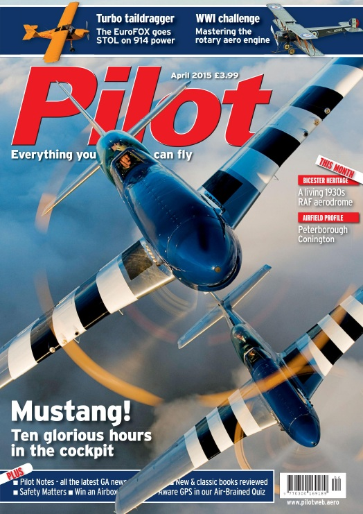Pilot UK - April 2015 free download