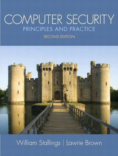 Computer Security: Principles and Practice (2nd edition) free download