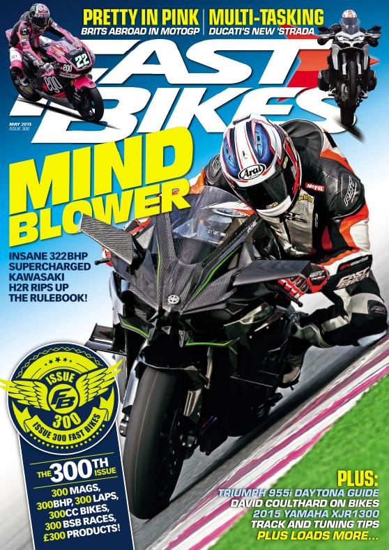 Fast Bikes - May 2015 free download