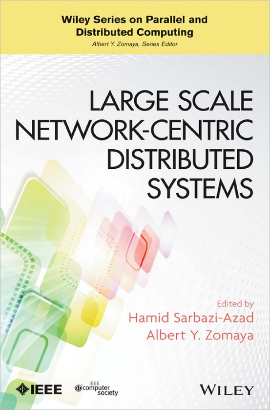 Large Scale Network-Centric Distributed Systems free download