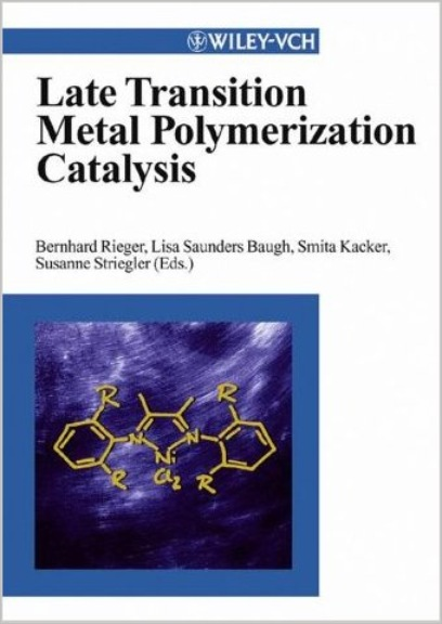 Late Transition Metal Polymerization Catalysis free download