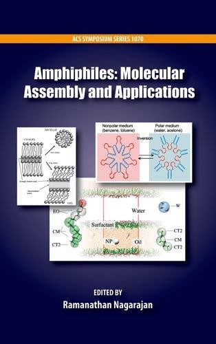 Amphiphiles: Molecular Assembly and Applications free download