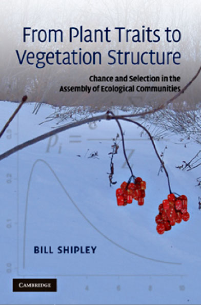From Plant Traits to Vegetation Structure: Chance and Selection in the Assembly of Ecological Communities free download