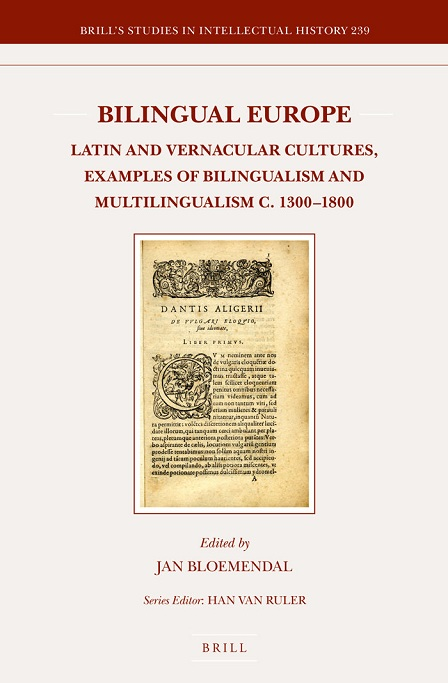 Bilingual Europe: Latin and Vernacular Cultures - Examples of Bilingualism and Multilingualism C. 1300-1800 free download