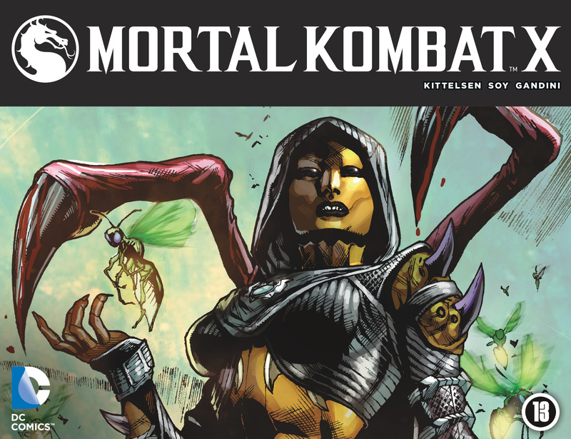 Mortal Kombat X 013 (2015) free download