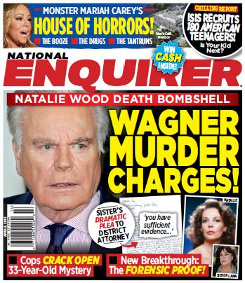 National Enquirer - 6 April 2015 free download