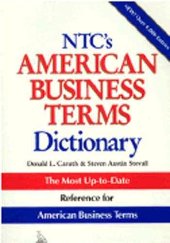 NTC's American Business Terms Dictionary free download