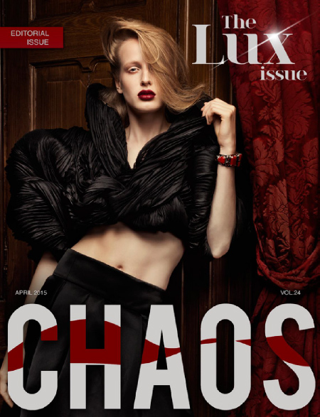 CHAOS Magazine #24, 2015 (The Lux Issue) free download