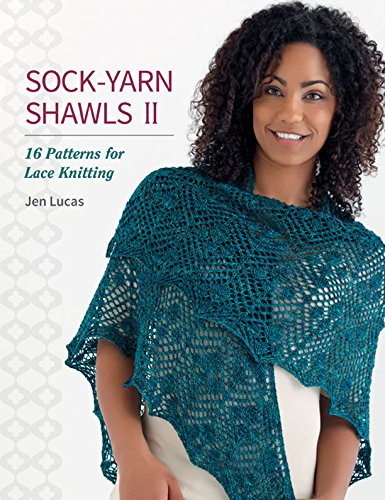 Sock-Yarn Shawls II: 16 Patterns for Lace Knitting free download