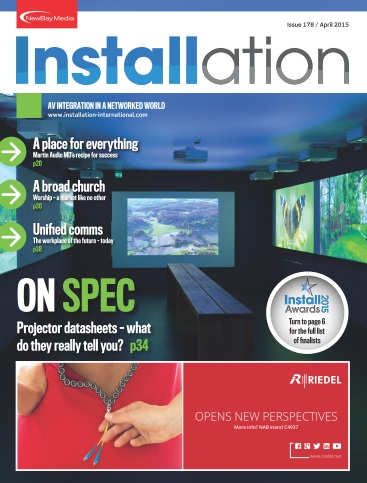 Installation - April 2015 free download