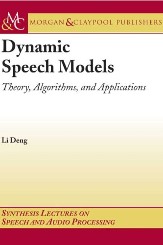 Dynamic Speech Models free download
