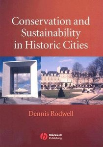 Conservation and Sustainability in Historic Cities free download