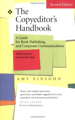 The Copyeditor's Handbook: A Guide for Book Publishing and Corporate Communications, Second Edition free download