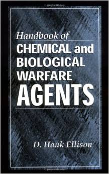 Handbook of Chemical and Biological Warfare Agents by D. Hank Ellison free download