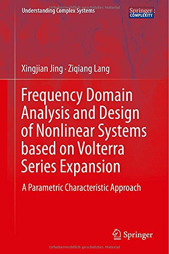 Frequency Domain Analysis and Design of Nonlinear Systems based on Volterra Series Expansion free download