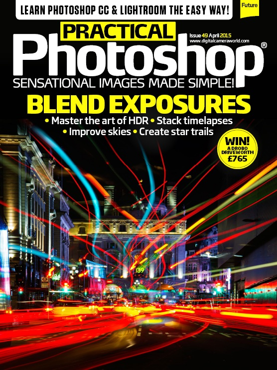 Practical Photoshop - April 2015 free download