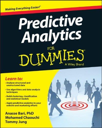 Predictive Analytics For Dummies free download