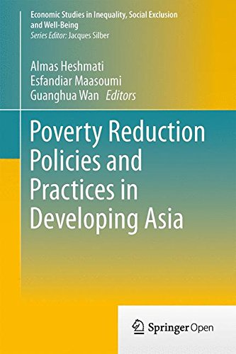 Poverty Reduction Policies and Practices in Developing Asia free download