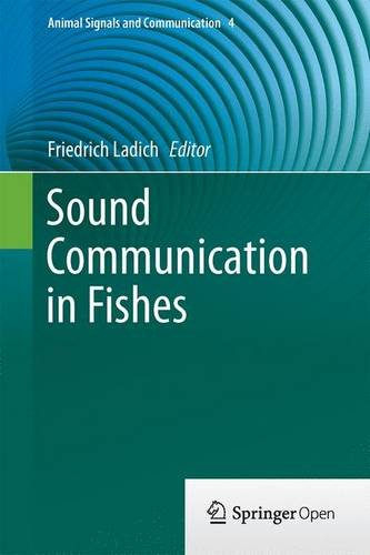 Sound Communication in Fishes free download