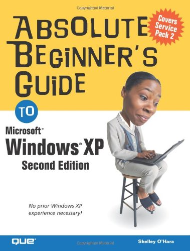 Absolute Beginner's Guide to Windows XP free download