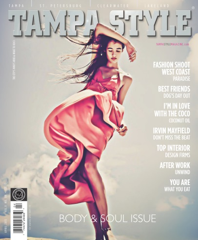 Tampa Style - April 2015 free download