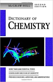 Dictionary of Chemistry by McGraw-Hill free download