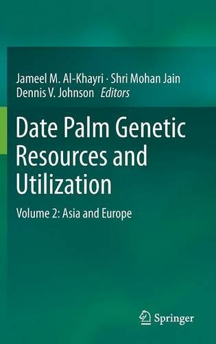 Date Palm Genetic Resources and Utilization: Volume 2 free download