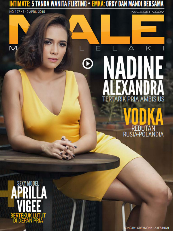 Male - No.127, 3-9 April 2015 free download